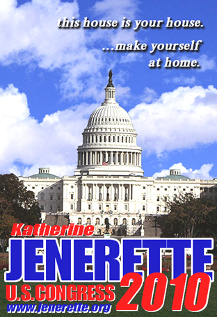 Jenerette US CONGRESS 2010